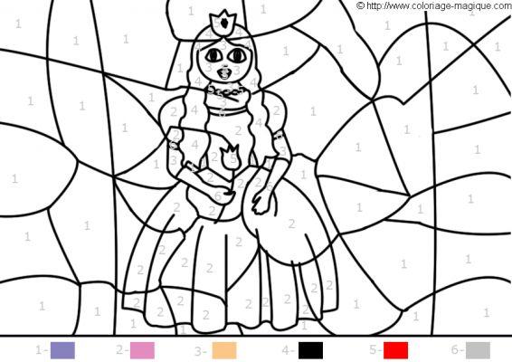 Coloriage magique coloriages magiques gratuits en ligne - Coloriage magique en ligne ...